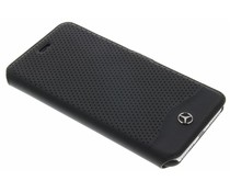 Mercedes-Benz Wave Perforated Booktype Case iPhone 7 Plus