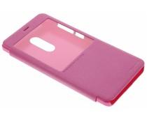 Nillkin Sparkle slim booktype hoes Xiaomi Redmi Note 4