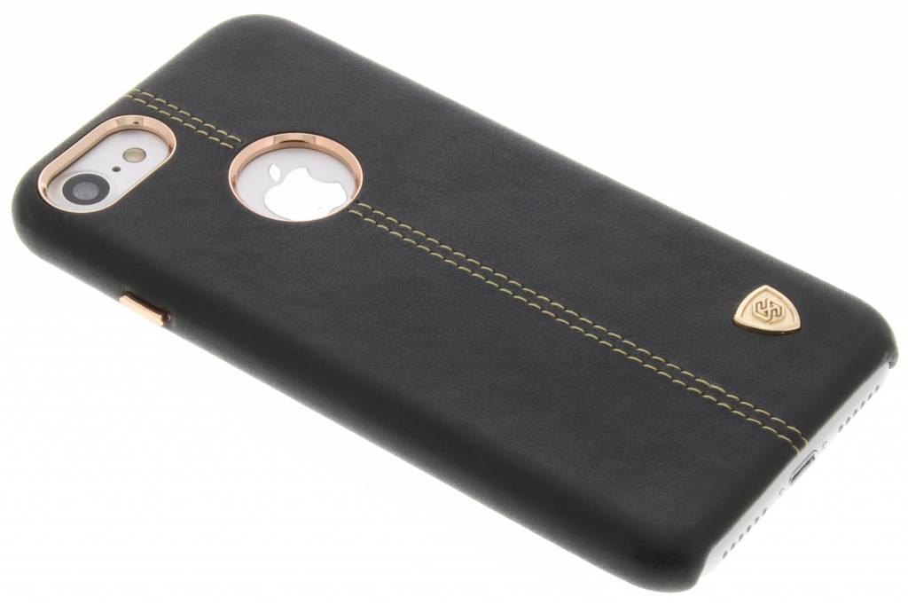 Nillkin Englon Leather Cover voor de iPhone 7 - Zwart
