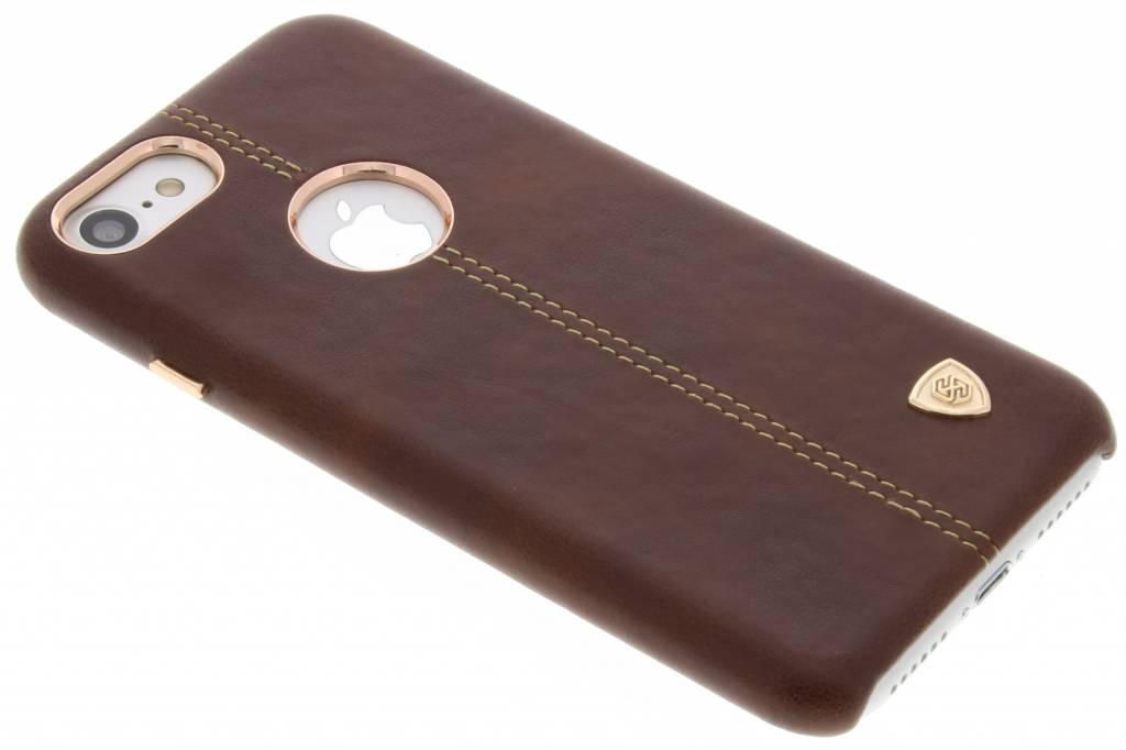 Nillkin Englon Leather Cover voor de iPhone 7 - Bruin