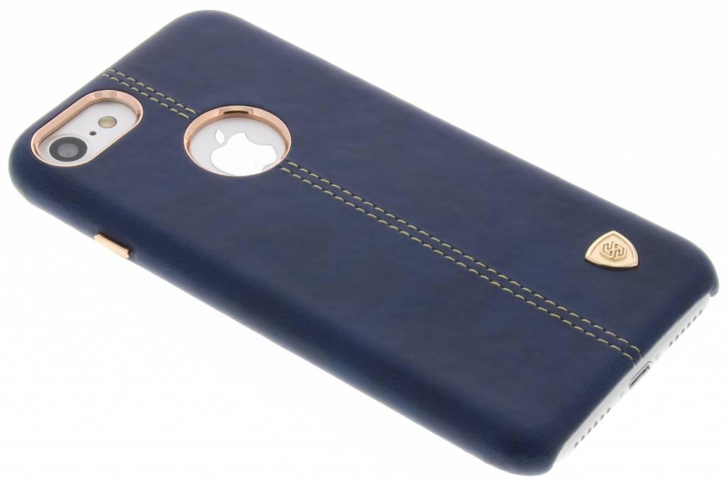 Nillkin Englon Leather Cover voor de iPhone 7 - Donkerblauw