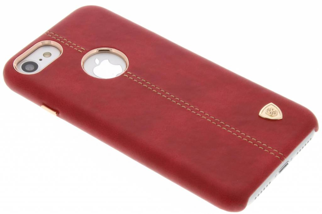 Nillkin Englon Leather Cover voor de iPhone 7 - Rood