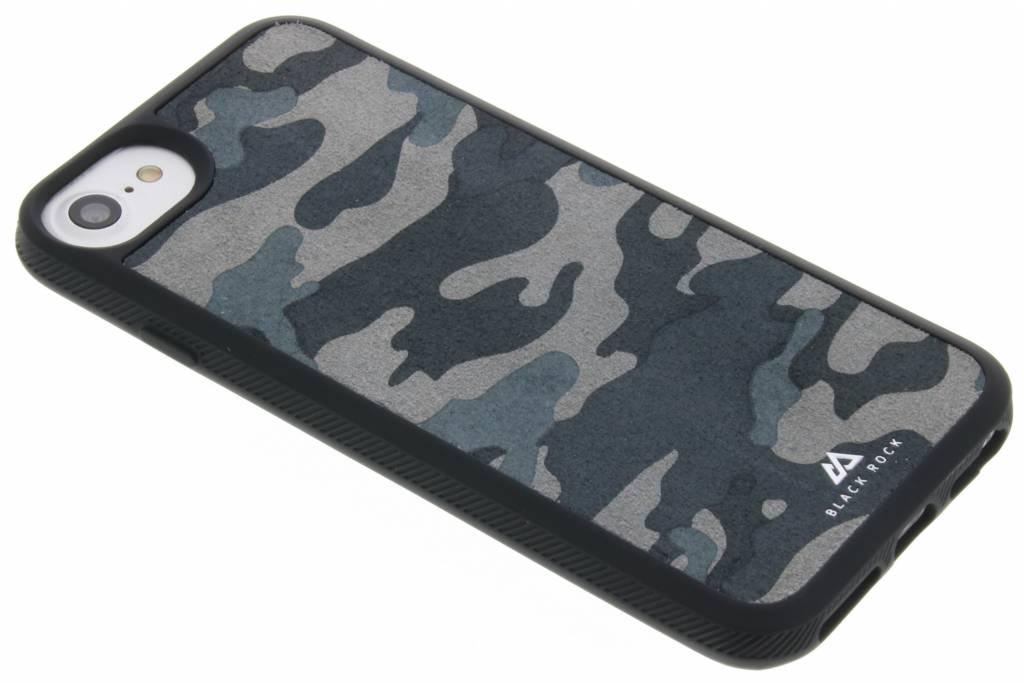 Black Rock Leather camouflage case voor de iPhone 8 / 7 / 6s / 6