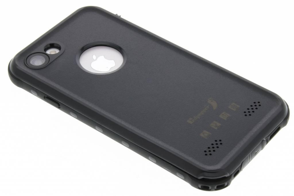 Redpepper Dot Waterproof Case voor de iPhone 8 / 7 - Zwart