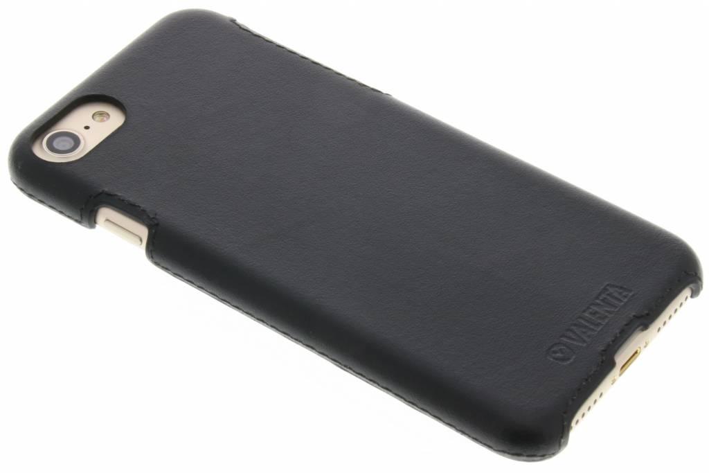 Valenta Back Cover Classic voor de iPhone 7 - Zwart