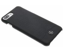 Mercedes-Benz Geperforeerde Lederen Hardcase iPhone 7 Plus