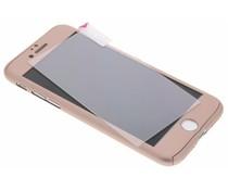 Krusell Arvika 360° Cover iPhone 8 Plus / 7 Plus - Rosé goud