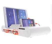 10x USB Multi-Charger Dock 18,8 ampère
