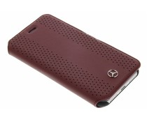 Mercedes-Benz Stripes Perforated Booktype Case iPhone 8 / 7