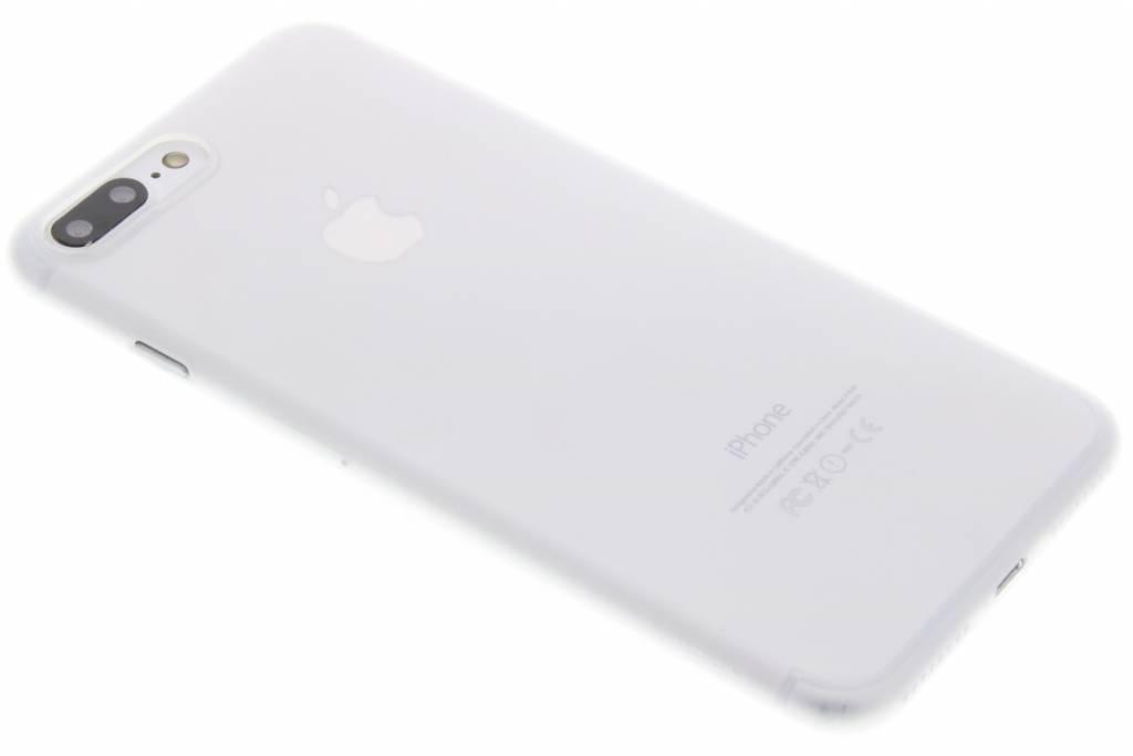 Spigen Airskin Back Cover voor de iPhone 8 Plus / 7 Plus - Soft Clear