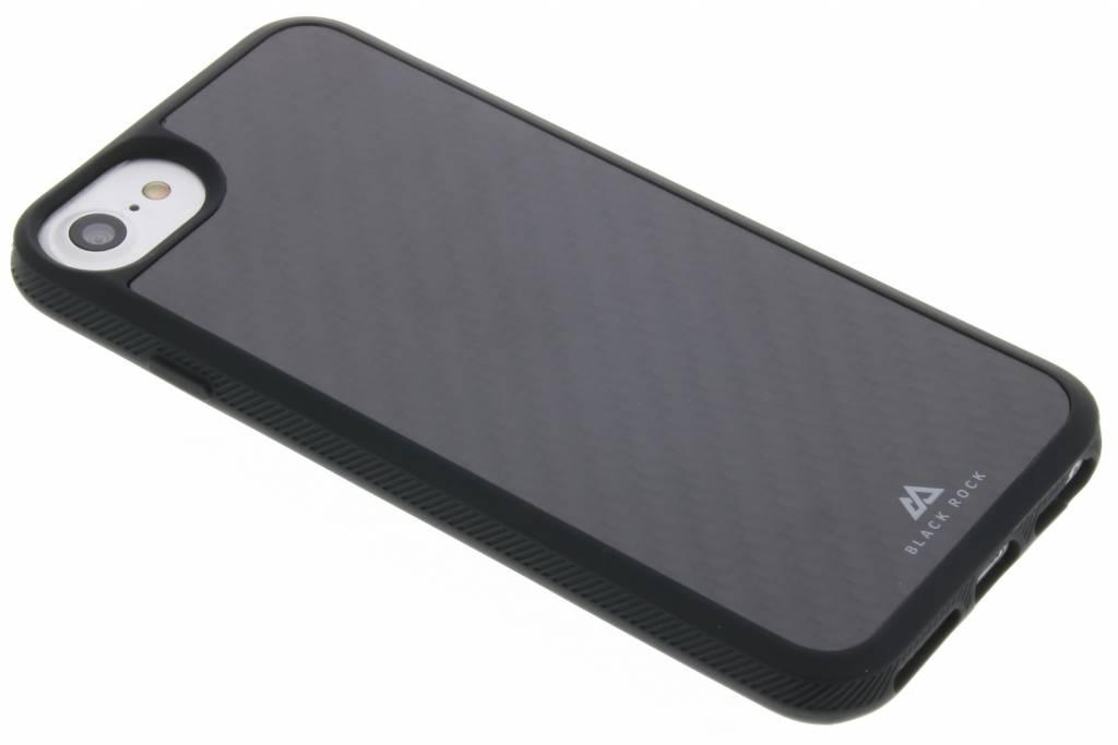 Black Rock Real Carbon Case voor de iPhone 8 / 7 / 6s / 6 - Zwart