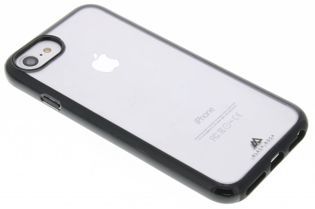 Black Rock Embedded Case voor de iPhone 7 / 6s / 6  - Zwart