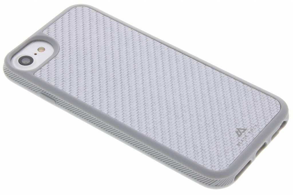 Black Rock Real Glass Fibre Case voor de iPhone 8 / 7 / 6s / 6 - Zilver