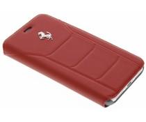 Ferrari Leather Booktype Case iPhone 7