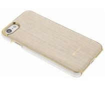 Mozo Wood Back Cover iPhone 8 / 7 - Light Oak