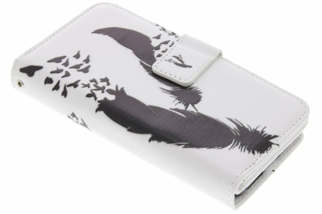 Veer design TPU portemonnee voor de iPhone 7