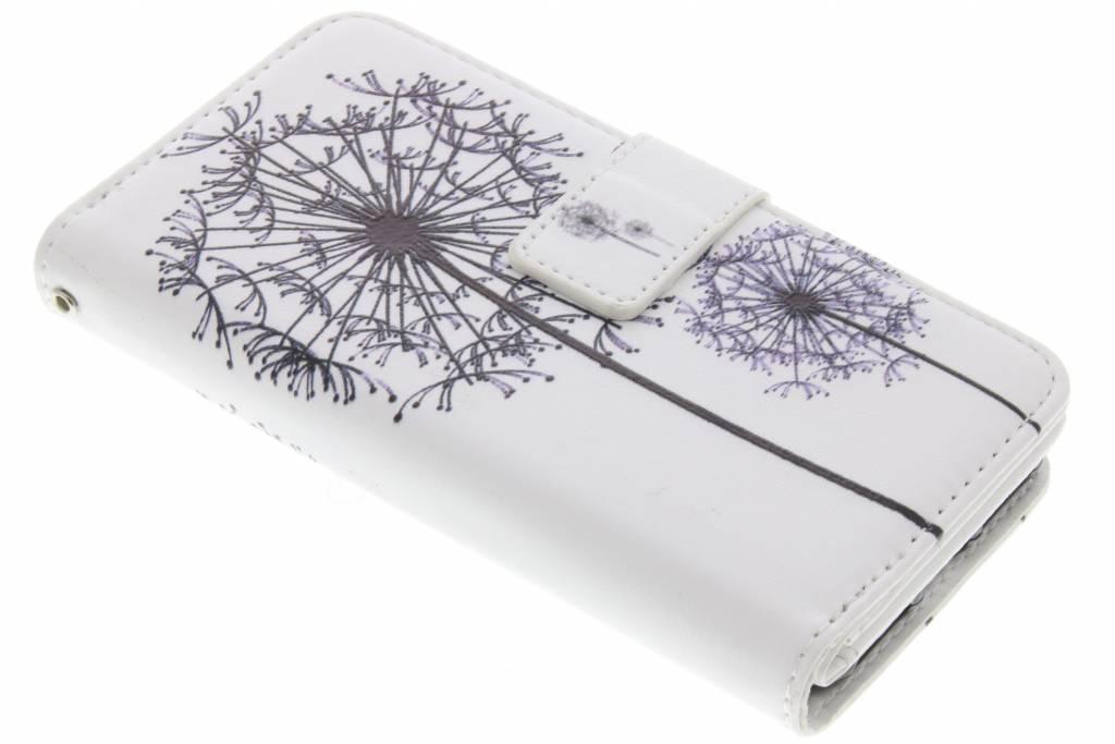 Dandelion design TPU portemonnee voor de iPhone 7
