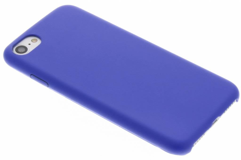 Blauwe effen TPU case voor de iPhone 7