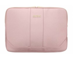 Guess Universele Saffiano Sleeve Case 15 inch