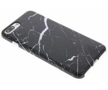 Marmer TPU hoesje iPhone 7 Plus