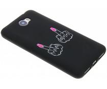 Glow in the dark TPU case Huawei Y5 2 / Y6 2 Compact