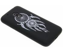 Glow in the dark TPU case Motorola Moto G4 Play
