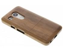 Echt houten hardcase hoesje LG Nexus 5X