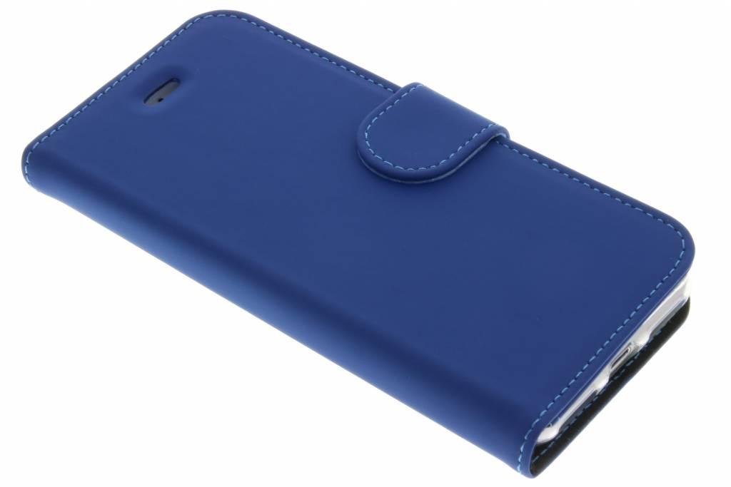 Accezz Wallet TPU Booklet voor de iPhone 8 / 7 - Blauw