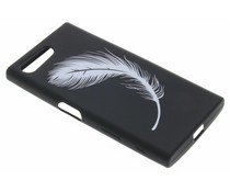 Glow in the dark TPU case Sony Xperia X Compact