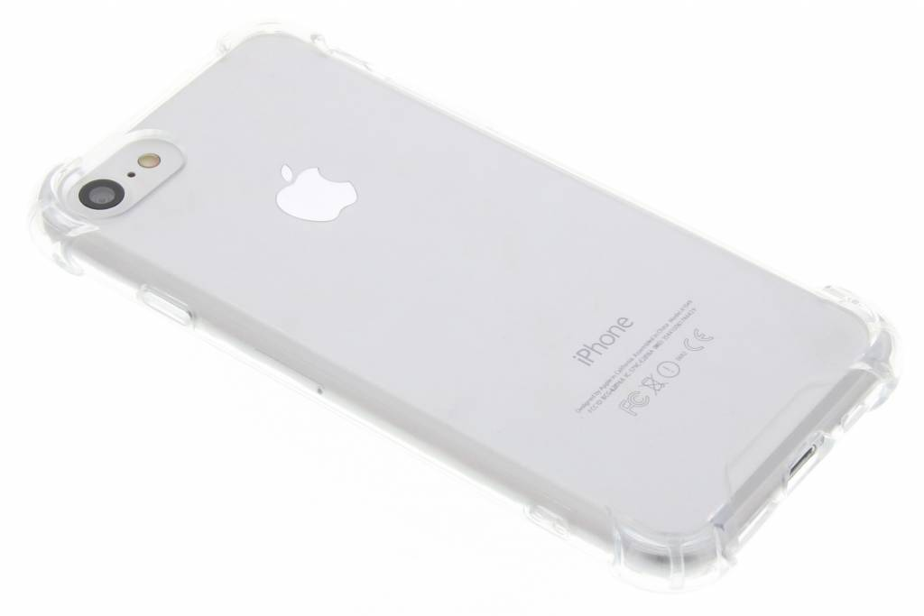 Accezz Xtreme TPU Cover voor de iPhone 8 / 7 - Transparant
