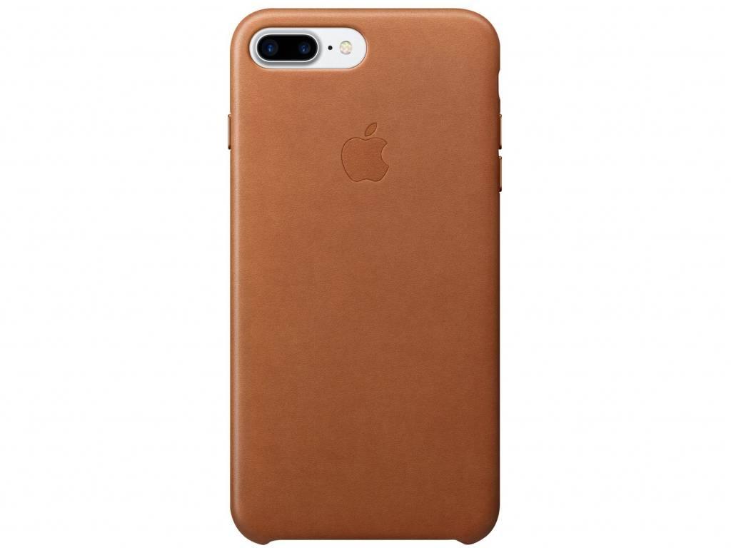 Apple Leather Case voor de iPhone 8 Plus / 7 Plus - Brown