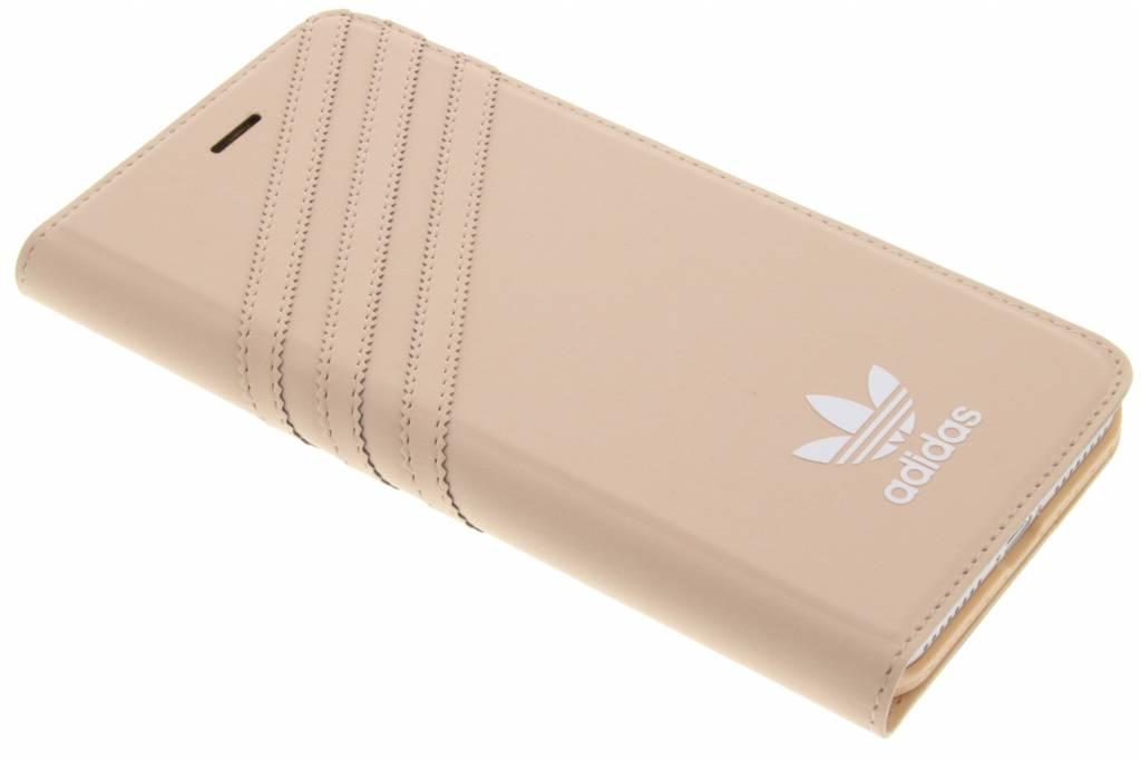 adidas Originals Originals Booklet Case voor de iPhone 8 Plus / 7 Plus - Roze