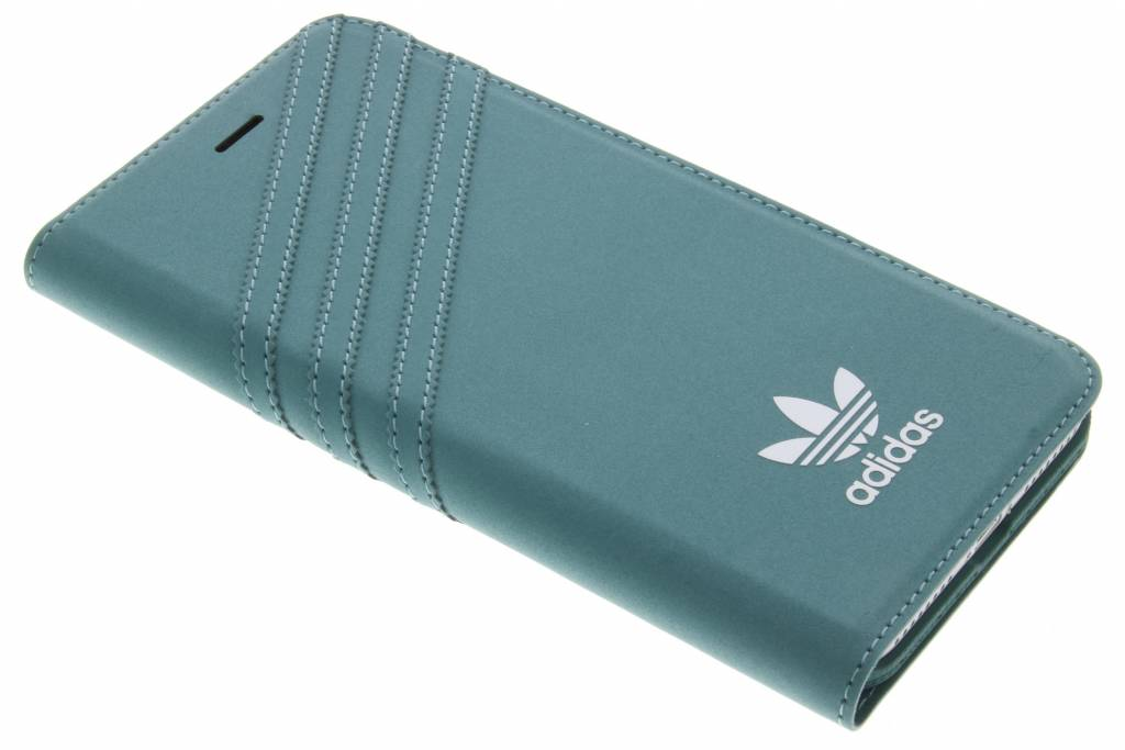 Adidas Originals Booklet Case Apple iPhone 7 Plus Groen