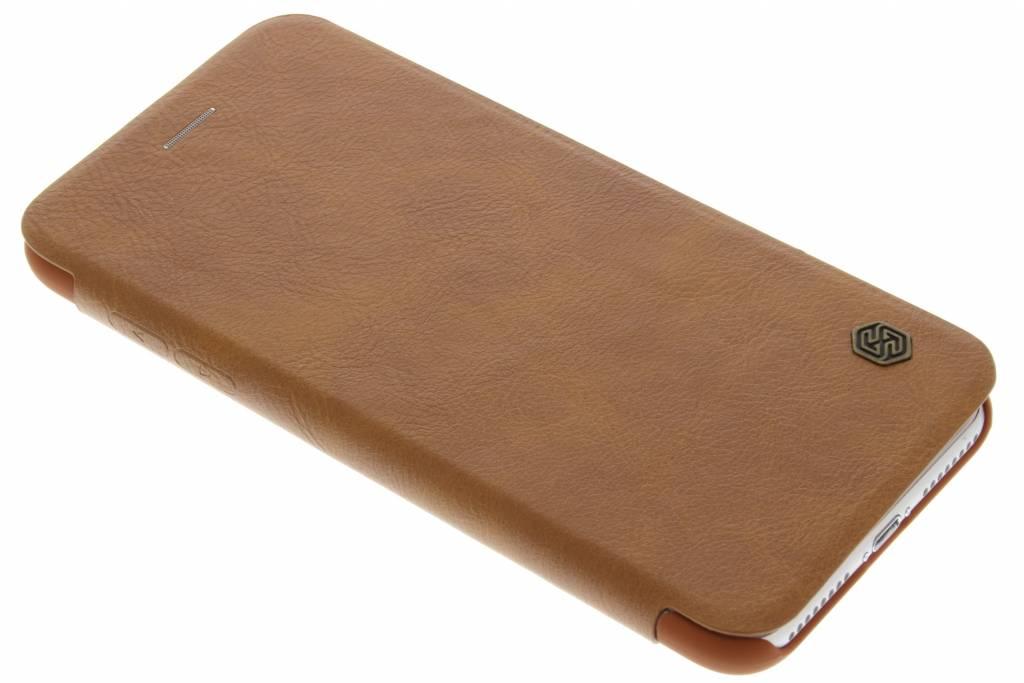 Type De Livre En Cuir Brun Qin Intelligent Pour Sony Xperia Xa2 iJwrP9a