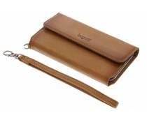 Bugatti Wallet Case iPhone 7 - Bruin