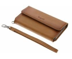 Bugatti Wallet Case iPhone 8 / 7 - Bruin