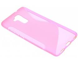 Rosé S-line TPU hoesje Honor 5c / Huawei GT3