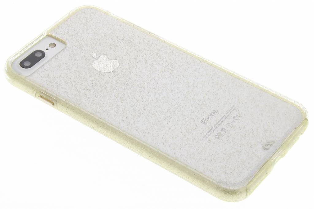 Case-Mate Sheer Glam Case voor de iPhone 7 Plus / 6s Plus/ 6 Plus - Goud