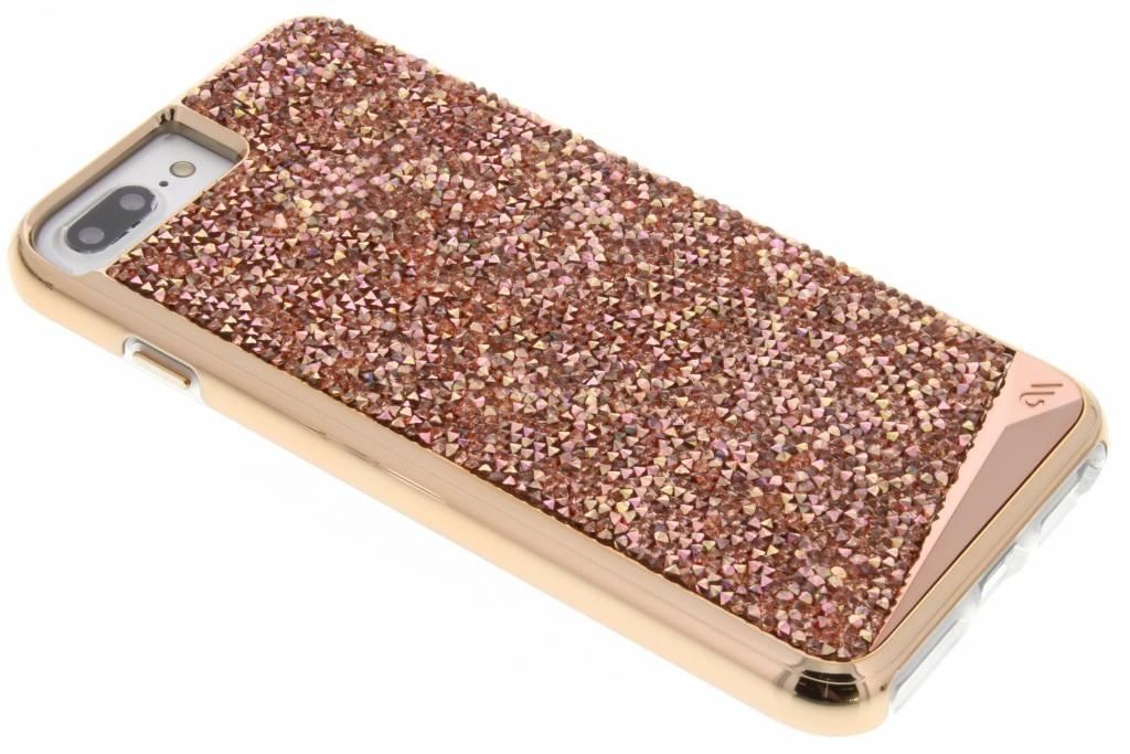 Case-Mate Brilliance Premium Case iPhone voor 7 Plus / 6s Plus / 6 Plus - Rose Gold