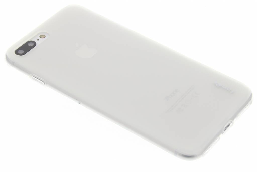 Fonex Pixel TPU Case voor de iPhone 7 Plus - Transparant