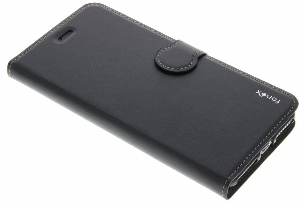 Fonex Identity Bookcase voor de iPhone 7 Plus - Zwart