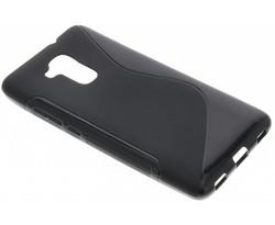 Zwart S-line TPU hoesje Honor 5c / Huawei GT3