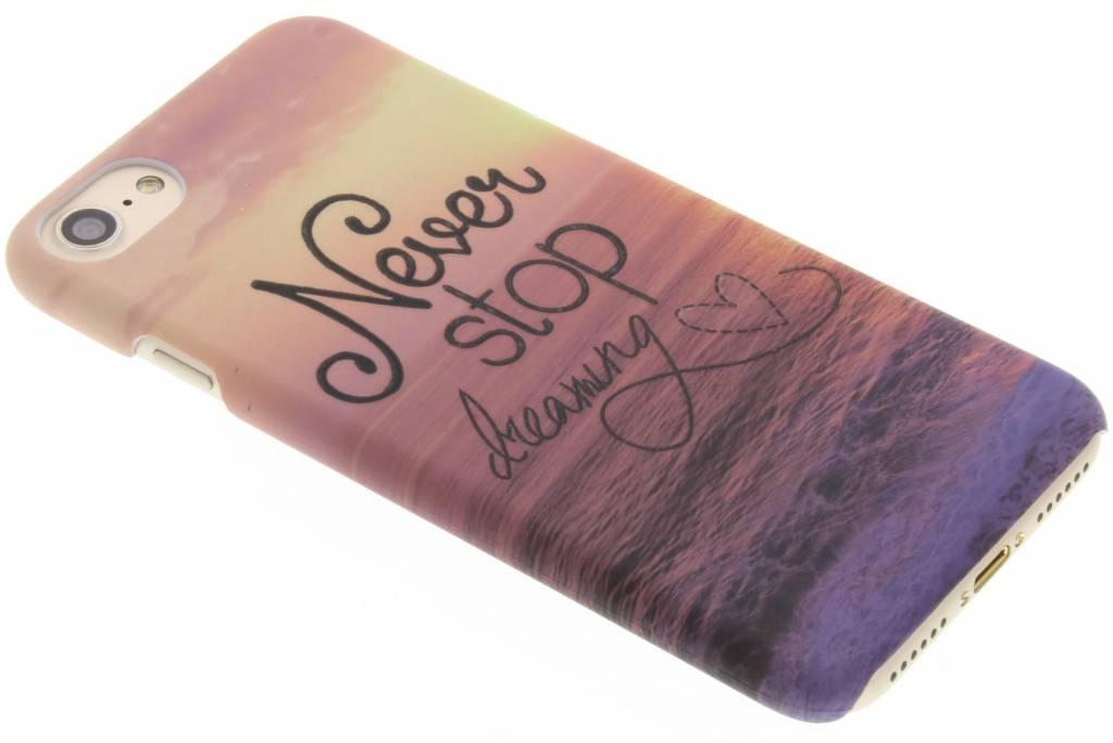 Dreaming design hardcase hoesje voor de iPhone 8 / 7