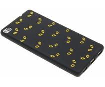 Glow in the dark TPU case Huawei P8