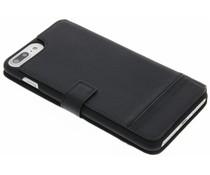 BMW Booktype case Debossed logo iPhone 7 Plus - Zwart