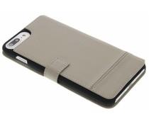 BMW Booktype case Debossed logo iPhone 7 Plus - Taupe