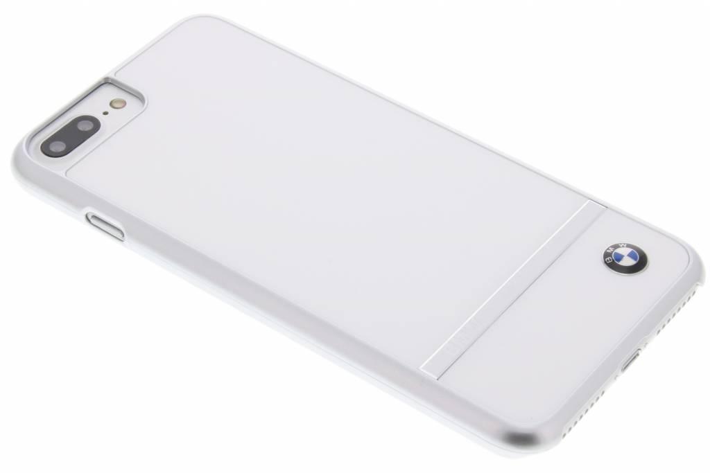 BMW Metalic Hard Case voor de iPhone 8 Plus / 7 Plus - Wit