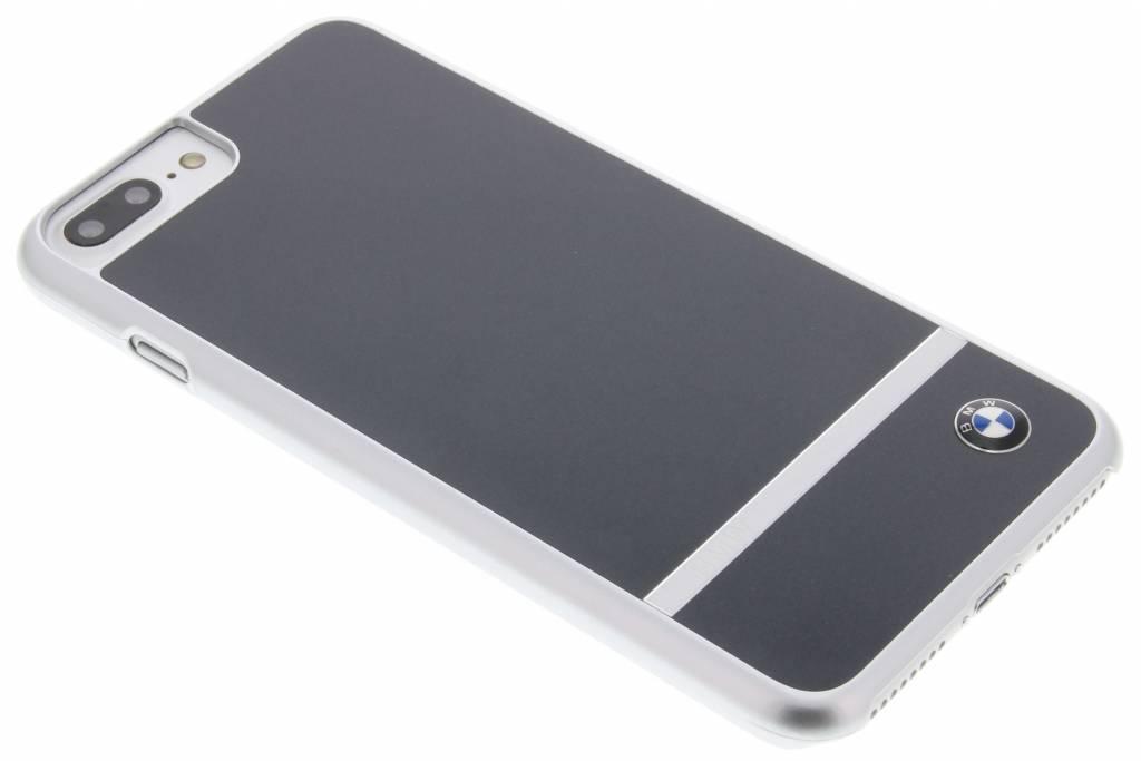 BMW Metalic Hard Case voor de iPhone 8 Plus / 7 Plus - Zwart
