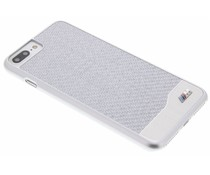 BMW M Carbon Effect Hard Case iPhone 8 Plus / 7 Plus - Zilver