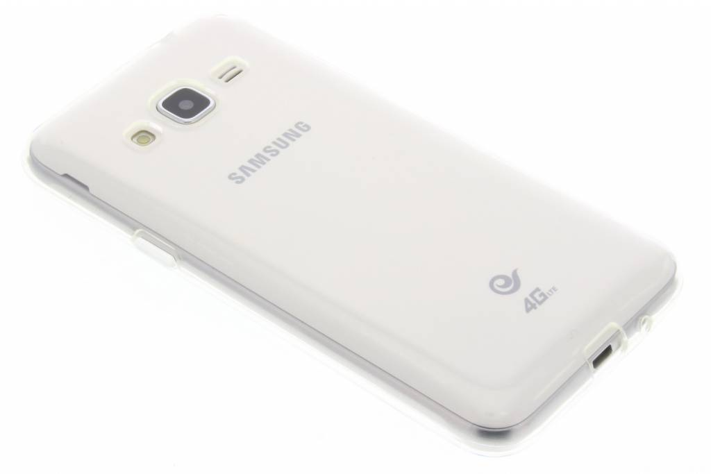 Accezz TPU Clear Cover voor de Samsung Galaxy J3 / J3 (2016) - Transparant